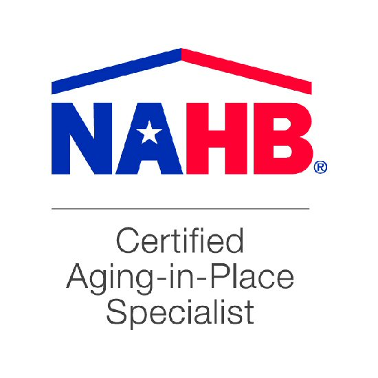 Certified by the National Association of Home Builders
