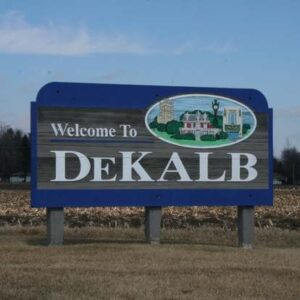 Welcome to DeKalb, IL